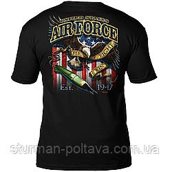 Футболка чоловіча патріотична U. S. Air Force 'Fighting Eagle' Бойовий орел 7.62 Design men's T-Shirt