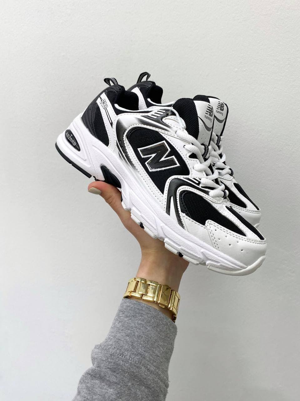 Мужские кроссовки New Balance 530 Black/White