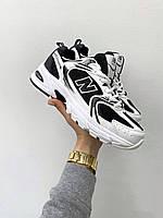 Мужские кроссовки New Balance 530 Black/White, фото 1