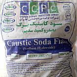 Сода каустическая (гидроксид натрия, натр едкий) чешуированная в мешках, 25 кг, фото 4