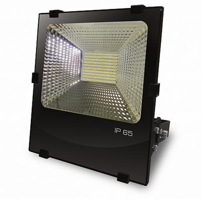Прожектор Euroelectric LED SMD с радиатором 100W 6500K (LED-FLR-SMD-100)