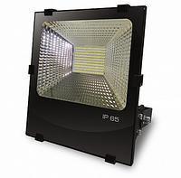 Прожектор Euroelectric LED SMD с радиатором 100W 6500K (LED-FLR-SMD-100), фото 1