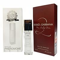 Pheromone Formula Dolce&Gabbana The Only One 2 жіночий 40 мл