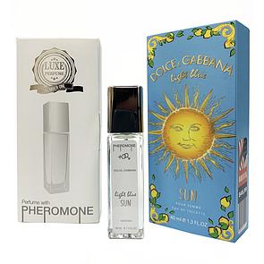 Pheromone Formula DG Light Blue Sun женский 40 мл
