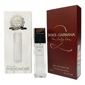 Pheromone Formula DG The Only One 2 женский 40 мл