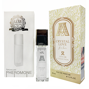 Pheromone Formula Attar Collection Crystal Love For Her женский 40 мл