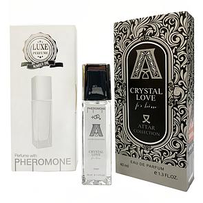 Pheromone Formula Attar Collection Crystal Love For Him мужской 40 мл