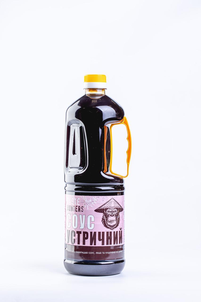 "Соус Устричний"" «Taste Hunters», 1.8 л"