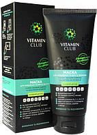 Маска для укрепления волос VitaminClub с маслом зародышей пшеницы и комплексом витаминов