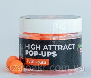 Бойлы Pop-Up Tutti-Frutti 10мм 25г ТЕХНОКАРП