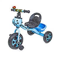 Трехколесный велосипед Scale Sport Синий оптом