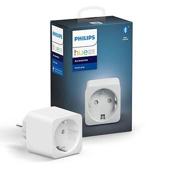Умная розетка Philips Hue Smart Plug Bluetooth, Apple HomeKit