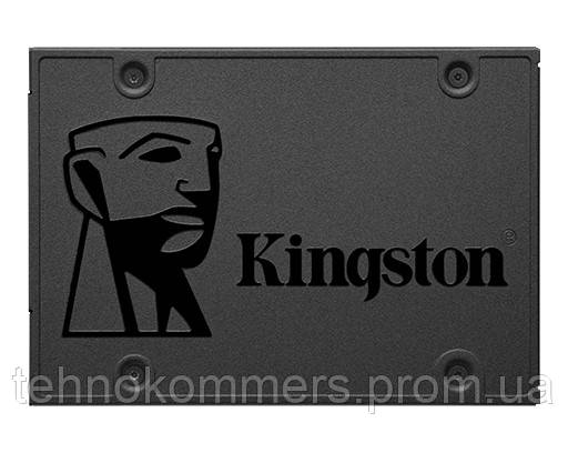 "Накопичувач SSD Kingston A400 120GB 2.5"" SATAIII 3D TLC"