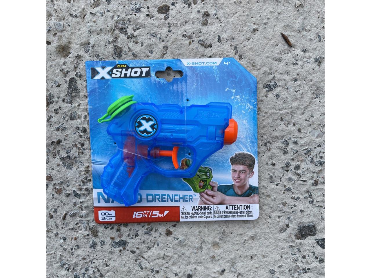 ZURU X-Shot Водний бластер «Nano Drencher»