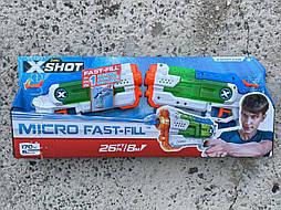 X-Shot Набор водных бластеров Fast Fill Small