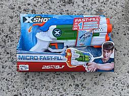 Zuru X-Shot Водный бластер Fast Fill Small