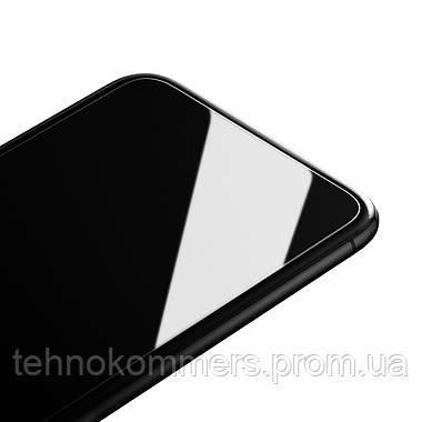 Захисне скло Baseus 0.15 mm Non-full Tempered Glass Film for iPhone X, фото 3