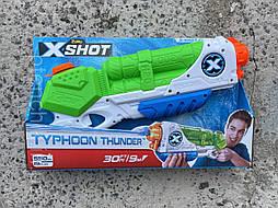 X -Shot Водный бластер Medium Typhoon Thunder