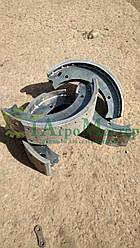 Колодка тормозная прицепа 2ПТС-6, ПСЕ-20