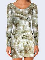 Платье Жемчужное ожерелье