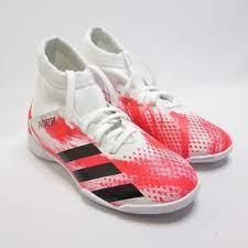 Детские футзалки Adidas Predator 20,3 IN IN J (Оригинал) DB2327 EEur 38(24cm)