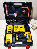 Аккумуляторный шуруповерт DeWALT 771 с набором инструментов (24 В / 5 Ач) шуруповерт девальт девольт