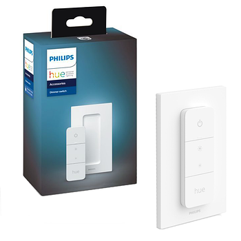 Philips Hue Smart Dimmer Switch V2 умный выключатель Apple HomeKit