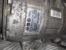Компрессор кондиционера 6Q0820803D AUDI A2 SEAT IBIZA CORDOBA SKODA FABIA ROOMSTER VOLKSWAGEN POLO 1.2 1.4 TDI