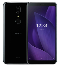 Смартфон Sharp Aquos V (SH-C02) 4/64GB Black