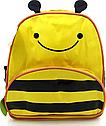 Детский дошкольный рюкзак в виде животных Пчелка, фото 2