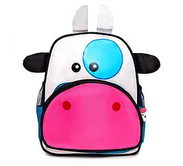 Дитячий дошкільний рюкзак у вигляді тварин Корівка