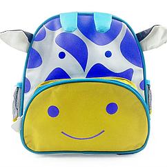 Детский дошкольный рюкзак в виде животных Жираф