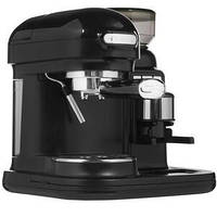 Рожковая кофеварка эспрессо Ariete 1318 Black 15 бар