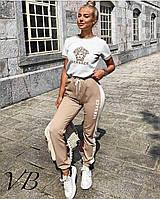 Женский летний костюм с футболкой новинка 2021