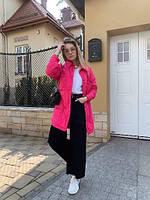 Женская куртка-рубашка весенняя новинка 2021