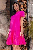Женское летнее платье батал новинка 2021
