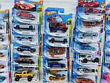 Автомодель Hot Wheels Ассорти на планшете ASST5785 Mattel Китай, фото 2