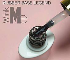 Wink me Rubber base LEGEND 8 мл