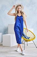 Женское летнее платье шелковое новинка 2021