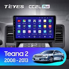 Штатная магнитола teyes Nissan Teana J32 (2008-2013) Android