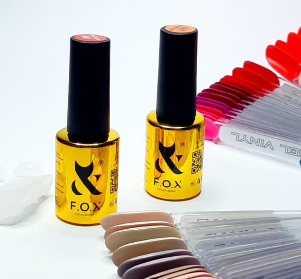 Гель-лаки F.O.X Spectrum