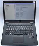 """Dell Latitude e7450 14"""" i5-5300U/4GB/FHD/IPS/500GB HDD #1511, фото 2"""