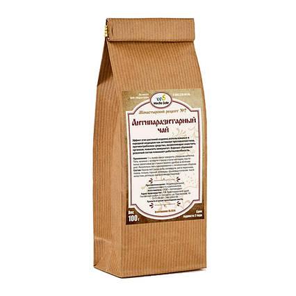 Монастирський чай від діабету, Чай для діабетиків, збір трав проти діабету, лікувальний чай, 100 р.