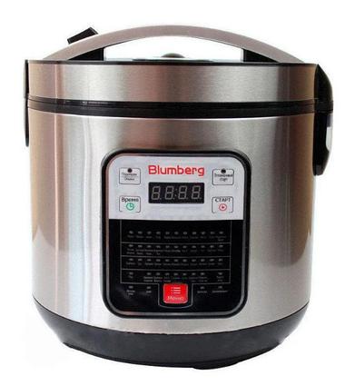 Мультиварка Скороварка Blumberg BL-525, рисоварка, пароварка (46 програм приготування)