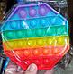 Игрушка антистресс Pop It (только однотон), фото 7