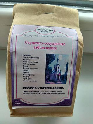 Білоруський Монастирський збір Серцево-судинні захворювання