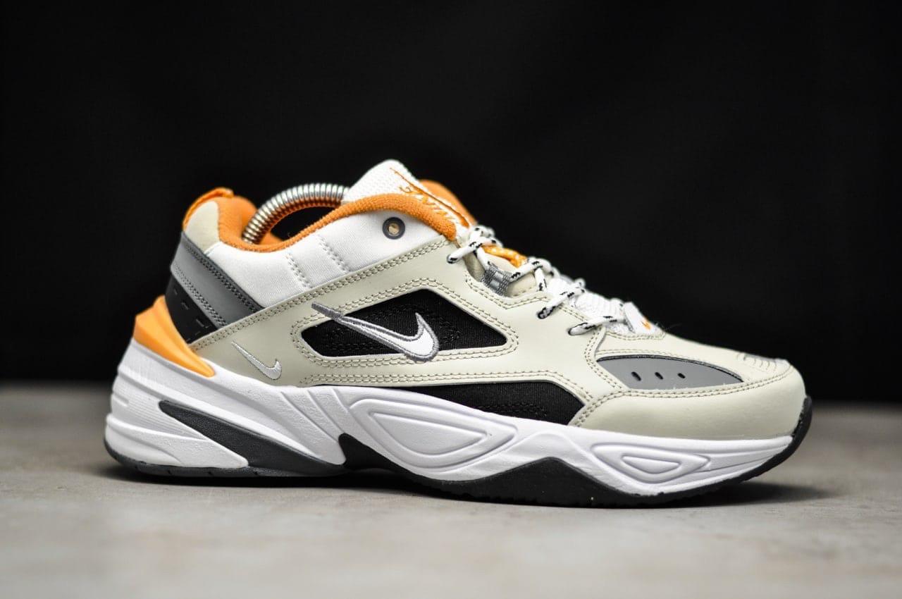 Чоловічі кросівки Nike Tekno Milk White (молочні) T9285