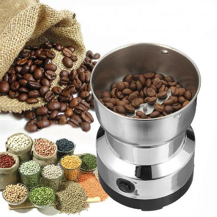 Електрична млин кавомолка nima NM-8300, подрібнювач кави, спецій, цукру