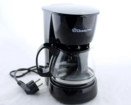 Електрична краплинна кавоварка, кавоварка Domotec MS-0707 220V