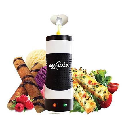 Вертикальна омлетница Rollie - Easy Egg Cooker master FZ-C1, прилад для приготування яєць, яєчня на паличці